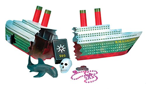 Ship Wreck Pool Dive Game Toys (Toy Ship)