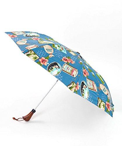- Two Fold Kona Coffee Umbrella in Blue (Kona Series)