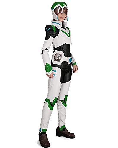 Voltron Pidge Costumes - Cosplay.fm Men's Paladin Armor Costume Shiro Keith Lance Pidge Hunk Cosplay Suit