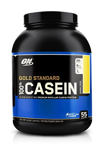 Optimum Nutrition 100% de caséine
