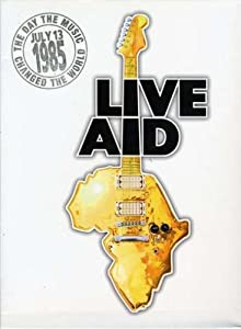 Live Aid 4 Disc Set from Rhino