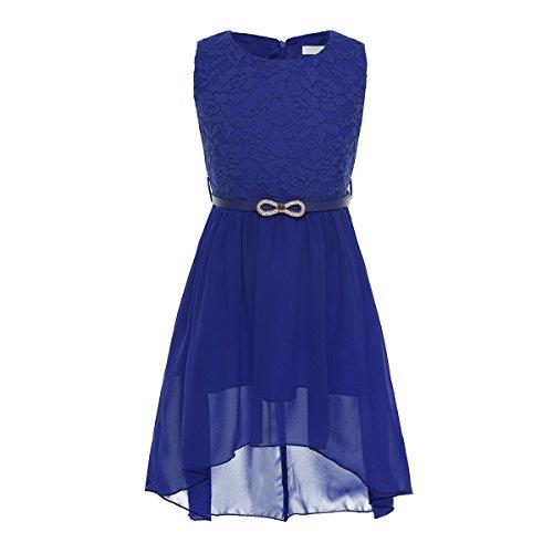 high low chiffon dress - 9
