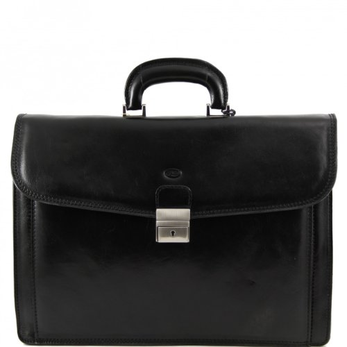 - Tuscany Leather Napoli - Leather briefcase