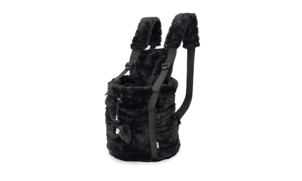 Camon Front Carrier Backpack for Dogs and Cats Pet Pocket Winter 30x18xh40 cm