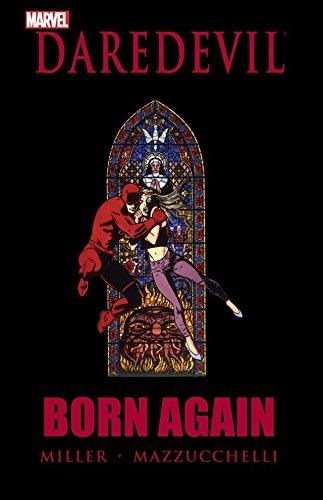 Signed Tpb - Daredevil: Born Again (Daredevil (1964-1998))