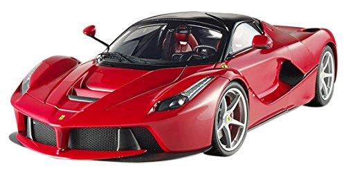 【正規品質保証】 MATTEL 1/18 ラ ラ フェラーリ MATTEL レッド 完成品 レッド B00RFOBK4O, キッズハウス もりもと:d24203cf --- test.ips.pl