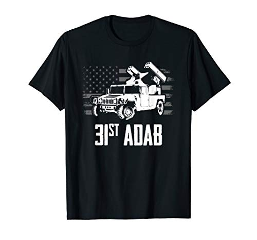 31st ADAB Air Defense Artillery Brigade T-Shirt