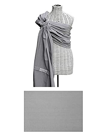 Amazon.com: Bandolera de anillas con acolchado y cobertor de ...