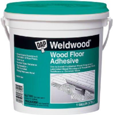 Dap 25133 1-Gallon Weldwood Wood Floor Adhesive