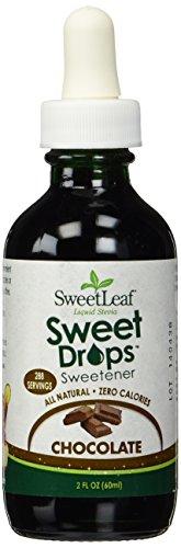 Sweetleaf Stevia Liquid 2 oz (Chocolate)