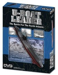 DVG: U-Boat Leader, the Battle for the North Atlantic Board Game