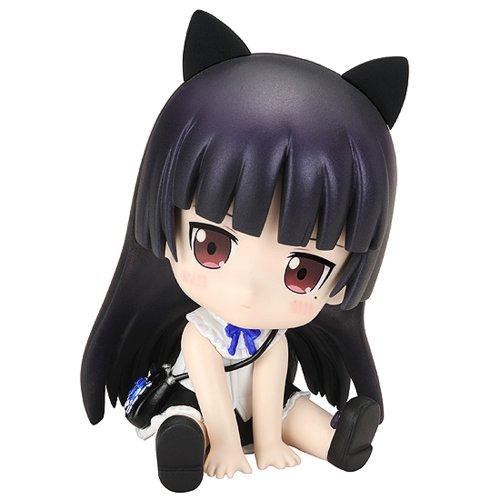 俺の妹がこんなに可愛いわけがない。 ぺたん娘 黒猫 夏コミver. (ノンスケール PVC塗装済み完成品)の商品画像