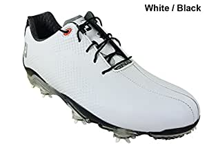 New FootJoy- DNA Golf Shoes White/Black 13 M