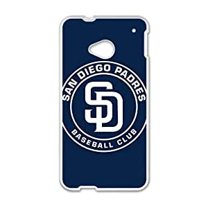 San Diego Padres HTC One M7 case