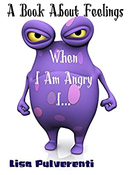 When Angry Book About Feelings ebook product image