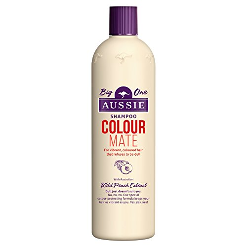 Aussie Colour Mate Shampoo (500ml) (Still Lotion Mandarin Body)