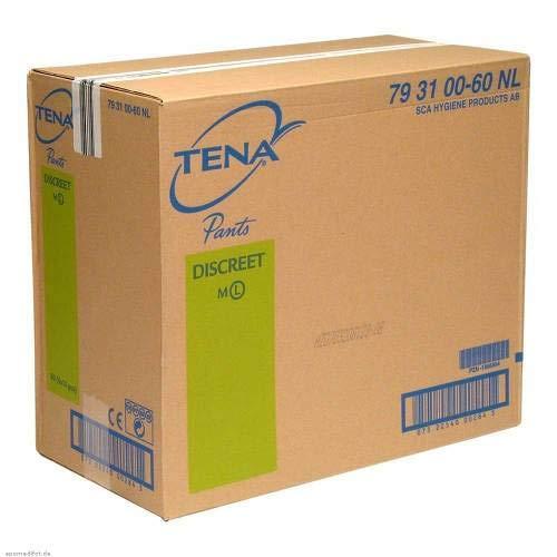 TENA PANTS Discreet L 95-125 cm Einweghose 80 St