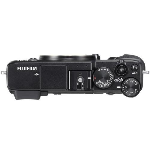 Fujifilm X-E2S Body Mirrorless Camera Body Only (Black)