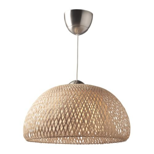 IKEA Pendant lamp, Rattan 1624.17172.1426