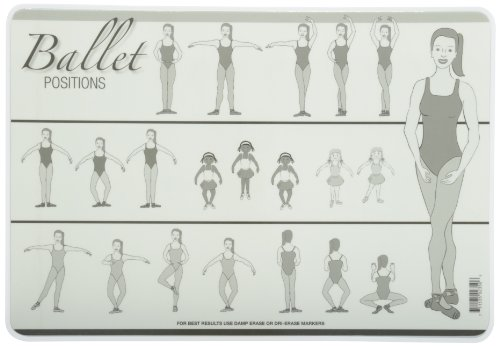 Painless Learning Ballet Placemat
