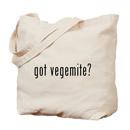 CafePress–Got Vegemite?–Leinwand Natur Tasche, Reinigungstuch Einkaufstasche Tote S khaki