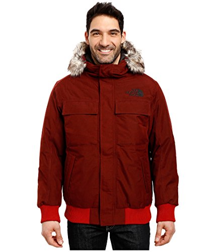 The North Face Men's Gotham Jacket II Cardinal Red Heather XX-Large