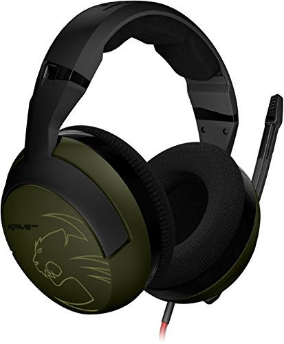 ROCCAT KAVE XTD Stereo Military Edition Premium Gaming Headset, Camo Charge by ROCCAT (Image #2)