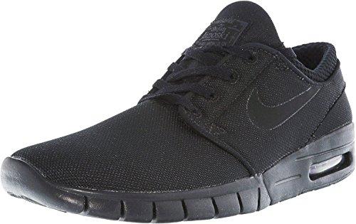 Nike Mens Stefan Janoski Max Scarpa Caviglia-alta Nero / Nero / Antracite