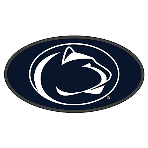 Craftique Penn State Hitch Cover Domed Nittany Lion Hitch Cover ()