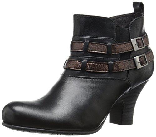 Fidji Women's V266 Boot Black Bronze gbTJbTP