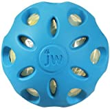 Petmate 47015 Dog Toy, Crackle Head Ball, Large - Quantity 24