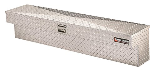 Deflecta Shield Truck Tool Boxes (Lund 5748 Challenger Series Brite Single-Lid Side-Mount Specialty Storage Box)