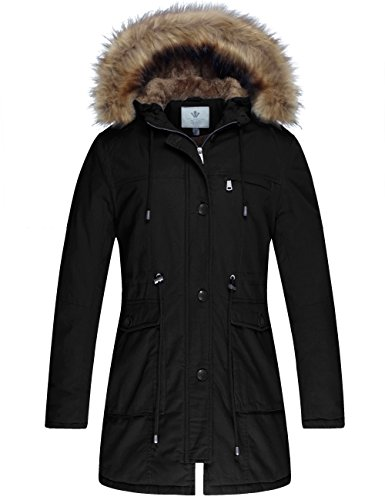 Fleece Winter Parka - 9