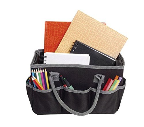 Artist's Loft Fundamentals Art Organizer Craft Storage Tote Bag