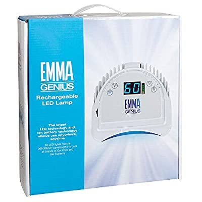 EMMA V.S.G.P. Genius Rechargeable LED Lamp