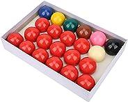 TGA Sports Snooker Ball Set, Complete 22 Ball Set 2 Inch