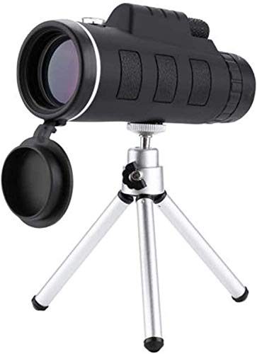 LUCKYY Monocular Starscope Telescope 40X60 High Power Telescopes HD Dual Focus Scope Monocular Best Value Birdwatching and Hiking Monocular Telescope