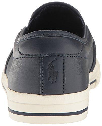 Polo Ralph Lauren Mens Vaughn Sneaker Newport Navy 410