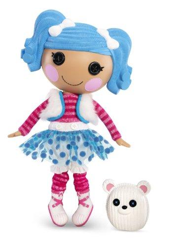 Lalaloopsy Original Eight Full Size Mittens Fluff N Stuff Doll with Bonus Mini Sew Limited