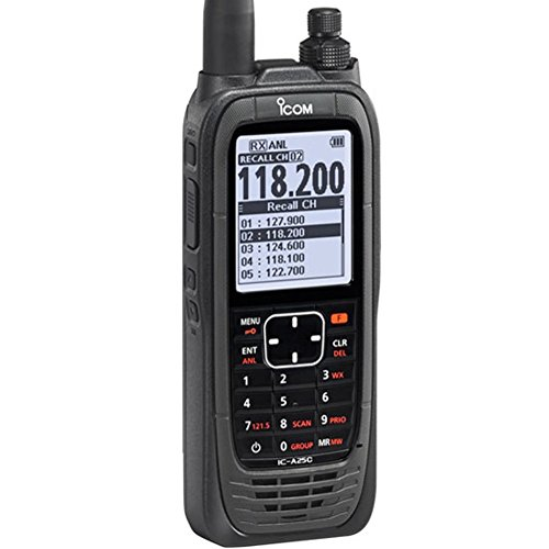 Icom Air Band - Icom IC-A25C VHF Airband Transceiver (COM channels)