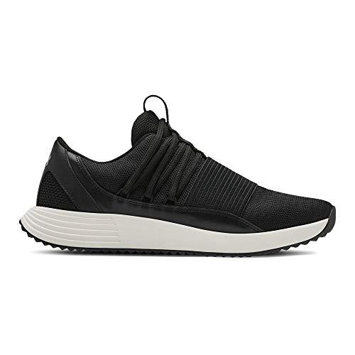 Under Armour Women's Breathe Lace x NM Sneaker, Black (001)/Onyx White, 6 M ()