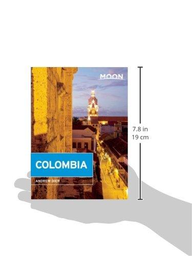 Moon Colombia (Moon Handbooks)