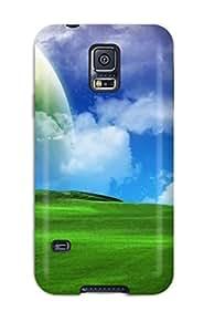 Galaxy S5 Hard Case With Awesome Look - YRVEdlu705oRHXZ