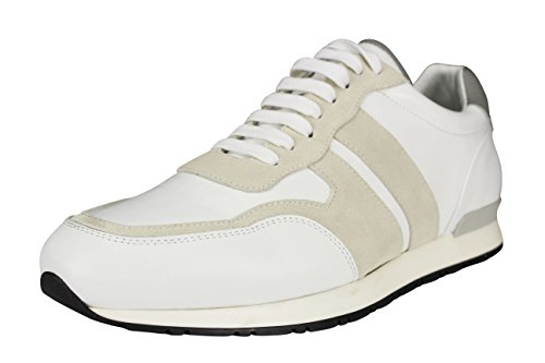 canali-mens-sneakers-size-95-us-425-eu-white