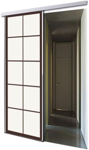 tixelia – Puerta Corredera de galandage 1 vantail diseño Tokyo ...