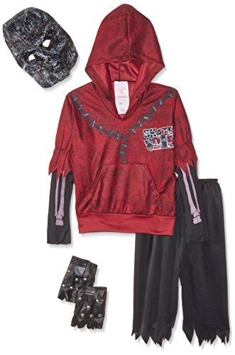 Skate or Die Child Costume Red - Small