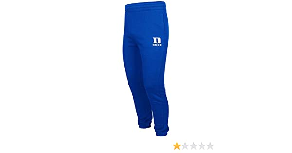 Colosseum Duke Blue Devils Zone III Fleece Pant