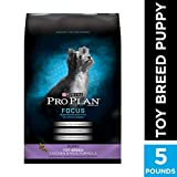 Purina Pro Plan Toy Breed Dry Puppy Food, Focus Ch...