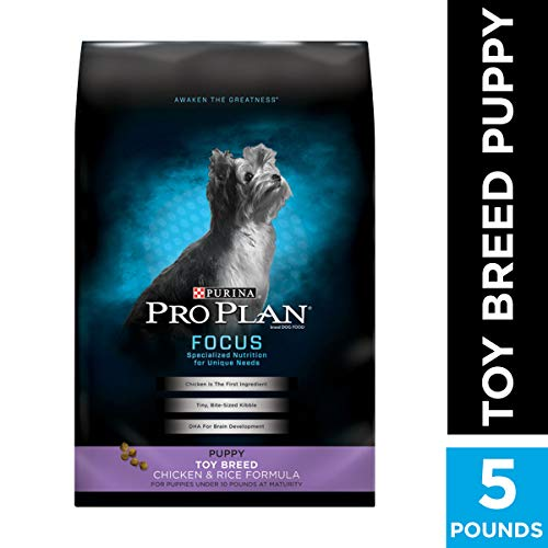 Purina Pro Plan Probiotics Dry Puppy Food, SAVOR...
