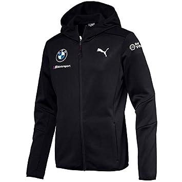 BMW Puma Motorsport para Hombre Chaqueta Cortavientos Lluvia Chaqueta Outdoor Team Line